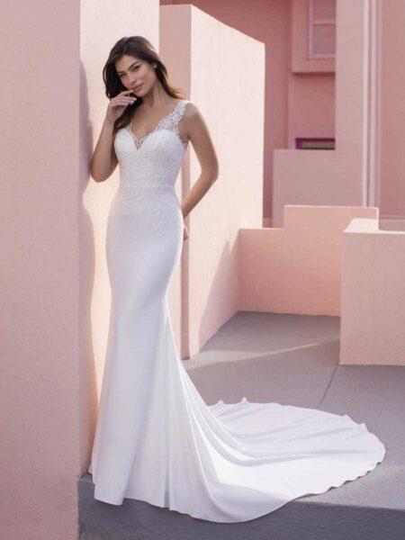 vestido de novia coneflower