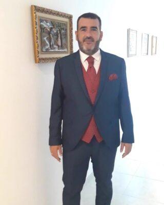 Os dejamos las fotos de nuestro amigo Jose Antonio Hidalgo con uno de nuestros trajes de padrino en la boda de su hermana y que esperamos lo disfrutara muchísimo. ‼️Gracias por confiar en Pureza‼️ #modapureza #yomevistoenpureza #padrinos #padrinospureza #padrinosmagicos #bodas2021 #jodar