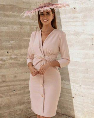 ‼️REBAJAS‼️ 👗Aprovecha este descuento del 30% en este bonito vestido ideal para bodas de mañana. #modapureza #yomevistoenpureza #rebajas #fiesta #vestidosderebajas #vestidosdefiesta #shopping #moda #espala #Andalucia #jaen #jodar