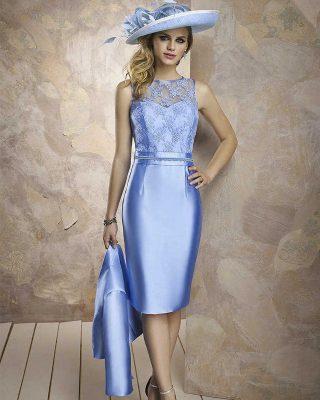 ‼️NUEVA COLECCIÓN EXCLUSIVA FIESTA‼️ 👗VESTIDO CORTO DE FIESTA EN MIKADO DE SEDA Y CUERPO DE TUL BORDADO CON TORERA COMPAÑERA. #modapureza #yomevistoenpureza #fiesta #bodas #boda #vestidosdefiesta #vestidoscocktail #madresdecomunion #fashion #exclusivo #glamour #style #fashionstyle #model #moda #shopping #wedding #españa #andalucia #jaaen #jodar