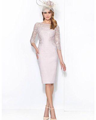 ‼️NUEVA COLECCIÓN FIESTA‼️ 👗 Precioso vestido de fiesta cocktail con parte escote y manga en guipur de alta calidad y falda drapeada, muy recomendable para madres de novia, madres de comunión o invitadas perfectas en bodas de mañana. #modapureza #yomevistoenpureza #fiesta #bodas #vestidosdefiesta #vestidoscortos #wedding #nuevacoleccionfiesta #fashion #style #model #shopping #moda #exclusivo #españa #Andalucia #jaen #jodar