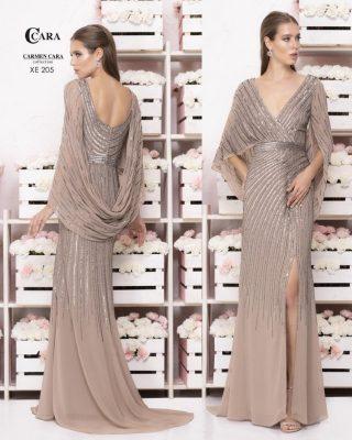 ‼️VESTIDO LARGO DE FIESTA EN REBAJAS‼️ 👗ESPECTACULAR VESTIDO LARGO DE FIESTA EN GASA Y LENTEJUELA CON CUELLO PICO Y CHAL UNIDO A LAS MANGAS Y CAÍDA POR LA ESPALDA. #ModaPureza #YoMeVistoEnPureza #Rebajas #Outlet #VestidosDeFiesta #Fiesta #Bodas #Boda #Wedding #Fashion #Style #Moda #Model #Shopping #España #Andalucia #Jaen #jodar