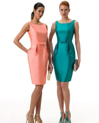 ‼️SUPER REBAJA EN VESTIDO FIESTA‼️ 👗Aprovecha esta SUPER OFERTA en este vestido corto de fiesta en mikado de seda con escote tirante y cinturilla con lazo. #modapureza #yomevistoenpureza #fiesta #outlet #rebajas #ofertas #vestidosdefiesta #bodas #boda #cocktail #vestidocortodefiesta #elegante #moda #fashion #style #fashionstyle #model #shopping #españa #andalucia #jaen #jodar