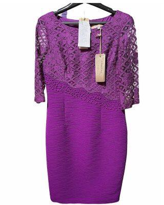 ‼️NOVEDADES EN VESTIDOS DE FIESTA‼️ 👗 Vestido de fiesta corto con cuerpo en encaje y falda drapeada, ideal para bodas de mañana en invitadas allegadas.#modapureza #yomevistoenpureza #fiesta #bodas #vestidosdefiesta #vestidoscortos #wedding #nuevacoleccionfiesta #fashion #style #model #shopping #moda #exclusivo #españa #Andalucia #jaen #jodar