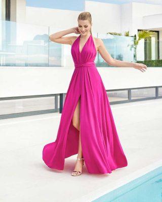 ‼️LEGAN LAS COLECCIONES PRIMAVERA-VERANO‼️ 👗 Vestido largo de fiesta de estilo juvenil y sexi en tejido de punto elástico el cual se ajusta perfectamente y le da un vuelo y caída muy llamativo. #modapureza #yomevistoenpureza #fiesta #sexy #vestidosdefiesta #vistetedepureza #juvenil #bodas #boda #fashion #style #fashionstyle #moda #model #shopping #españa #andalucia #jaen #jodar