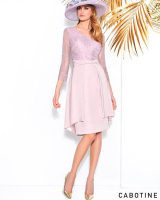 ‼️NUEVA COLECCIÓN FIESTA COCKTAIL‼️ 👗 VESTIDO FIESTA CORTO TUL BORDADO Y FALDA DE CREPE CON NUDO. #modapureza #yomevistoenpureza #fiesta #bodas #wedding #boda #vestidosdefiesta #vestidoscortos #fashion #style #fashionstyle #model #moda #shopping #exclusivo #glamour #españa #andalucia #jaen #jodar