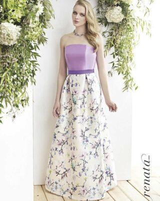 ‼️NUEVO VESTIDO LARGO DE FIESTA‼️ 👗 Vestido largo de fiesta con escote envolvente en palabra de honor de color liso y falda estampada de vuelo. Ideal para jovencitas en bodas tanto de mañana como de noche con colores muy alegres y actuales. #modapureza #yomevistoenpureza #fiesta #bodas #vestidoslargos #vestidosdefiesta #exclusivo #moda #juvenil #fashion #style #model #vestidosdenoche #shopping #españa #Andalucia #jaen #jodar